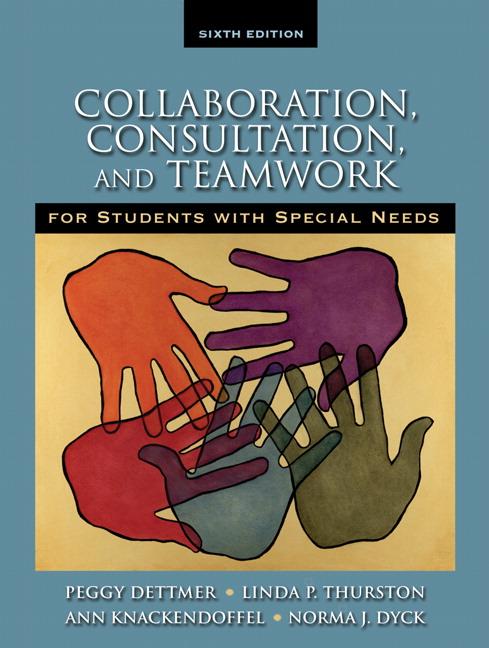 Collaborative Teaching Books ~ Dettmer knackendoffel thurston collaboration