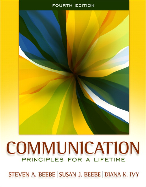 Beebe beebe ivy communication principles for a lifetime 5th communication principles for a lifetime 4th edition fandeluxe Images