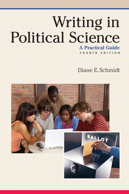 Amazon.com: Writing to Learn: In Political Science ...