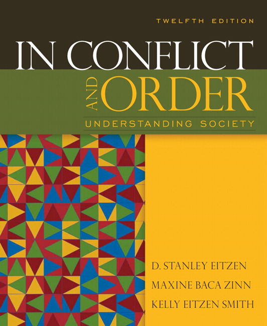 in conflict and order understanding society pdf