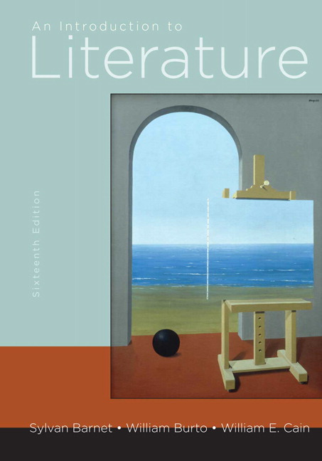 Barnet burto cain introduction to literature an 16th edition introduction to literature an 16th edition fandeluxe Images