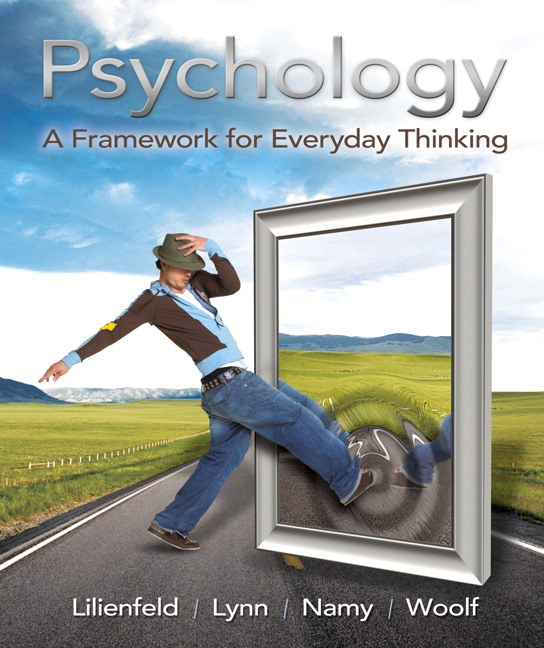 Lilienfeld Lynn Namy Woolf Psychology A Framework For Everyday