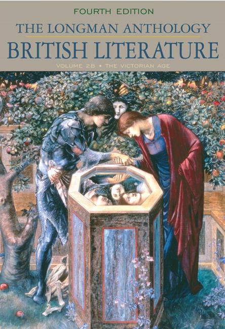Longman Anthology Of British Literature Volume 2B