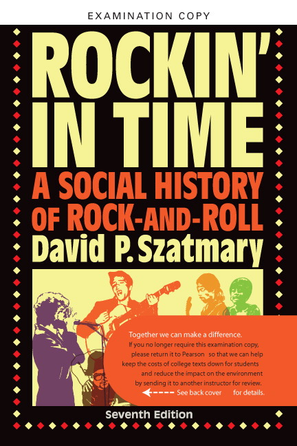 Rockin In Time: A Social History of Rock-in-Roll