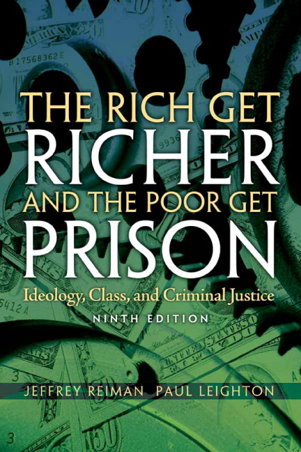 the rich get richer and the poor get prison essay Below is an essay on the rich get richer and the poor get prison from anti essays, your source for research papers, essays, and term paper examples the rich get richer and the poor get prison.