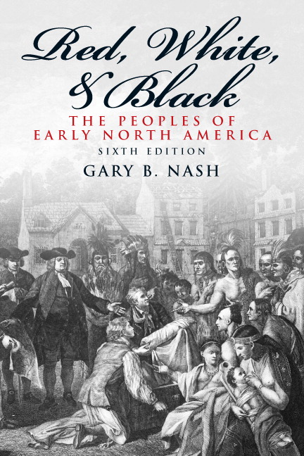 red white and black by gary nash essay Gary nash is a professor of history at the university of california, los angeles he also serves as director of the national center for history in the schools, an organization designed to help educators teach united states and world history.