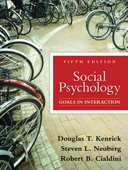 Social Psychology Goals In Interaction Pdf