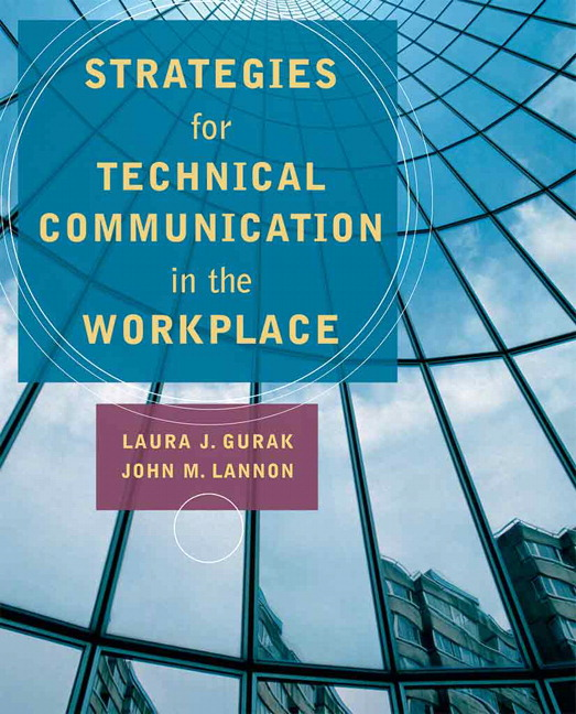 strategies for technical communication in the workplace 2nd edition pdf