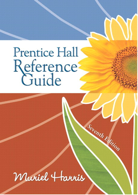 Harris Prentice Hall Reference Guide 7th Edition Pearson