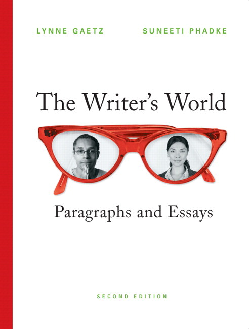 Canadian writer world essay