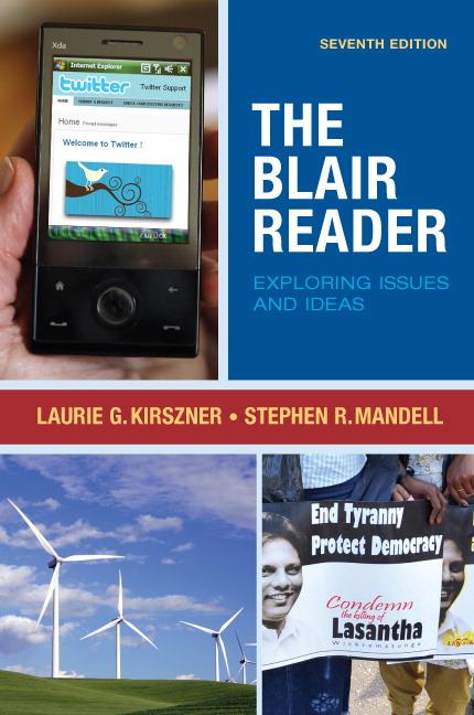 Blair reader 7th edition.