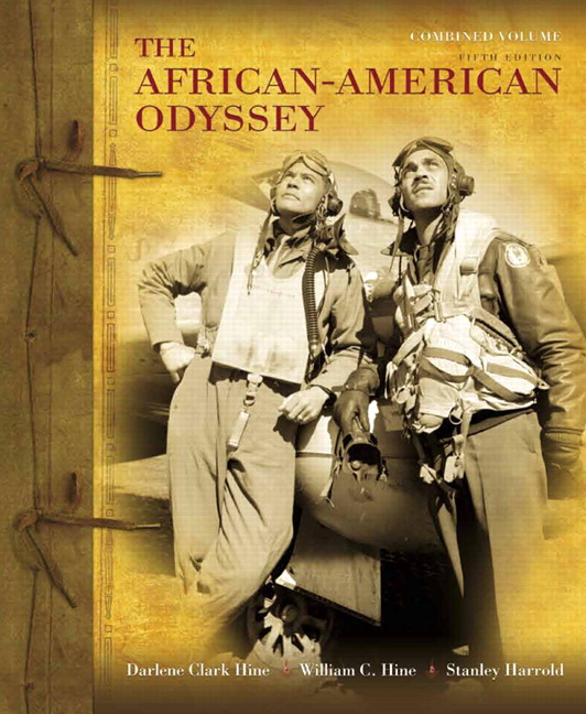 the african american odyssey Free essay: the african-american odyssey the promise of reconstruction, 1865-1868 the emancipation of the african slave who was now disconnected from their.