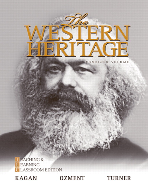 Western Heritage, The: Teaching and Learning Classroom Edition, Combined Volume, 6th Edition
