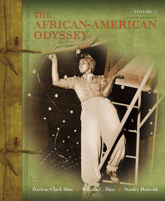 the african american odyssey essay Get this from a library the african-american odyssey [darlene clark hine william c hine stanley harrold].