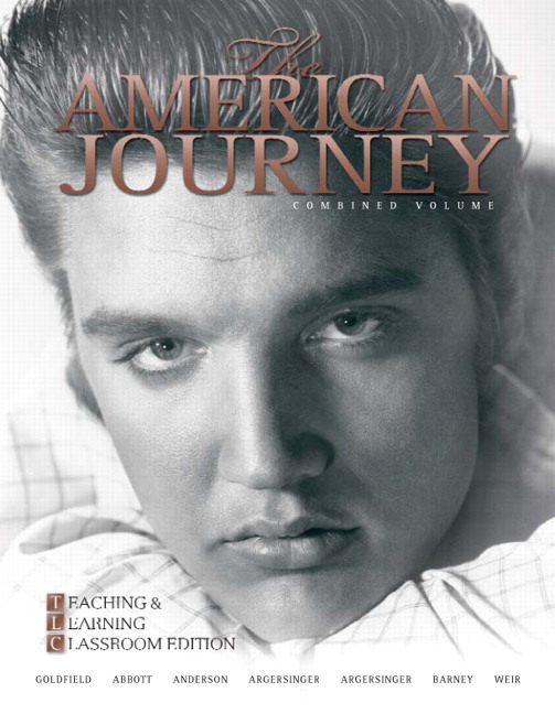 American Journey, The: Teaching and Learning Classroom Update Edition, Combined Volume, 5th Edition