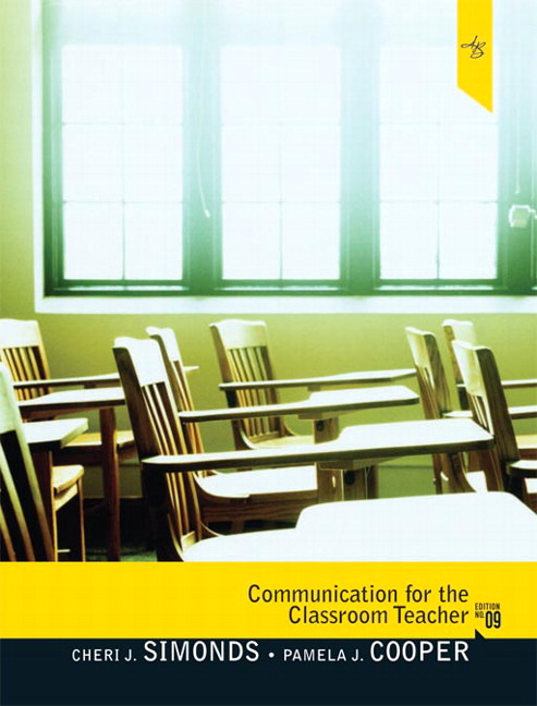 Communication for the Classroom Teacher
