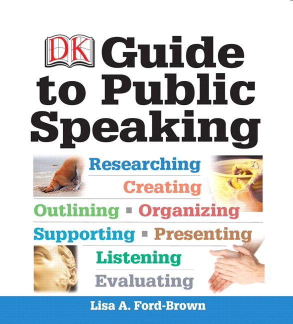 DK GUIDE PUBLIC SPEAKING&VP A/C NW MCL PKG, 3rd Edition