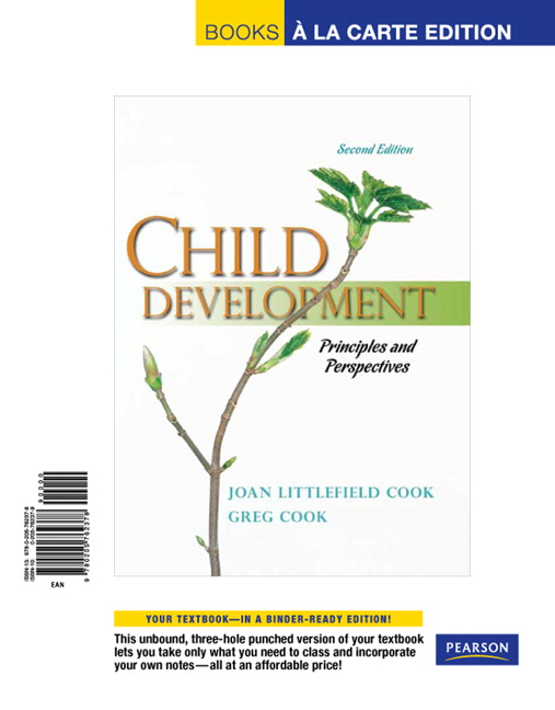 Arnett maynard child development a cultural approach casebound child development principles and perspectives books a la carte edition 2nd edition fandeluxe Choice Image