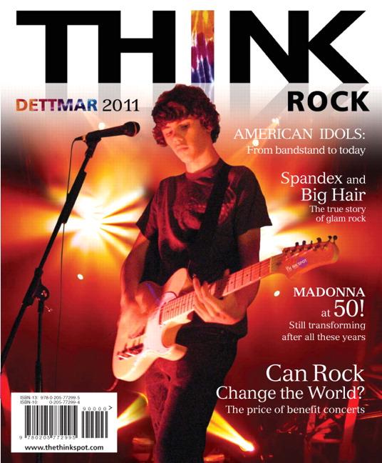 Think rock kevin dettmar