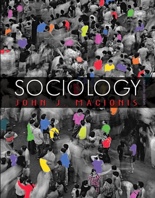 Macionis Sociology Pearson