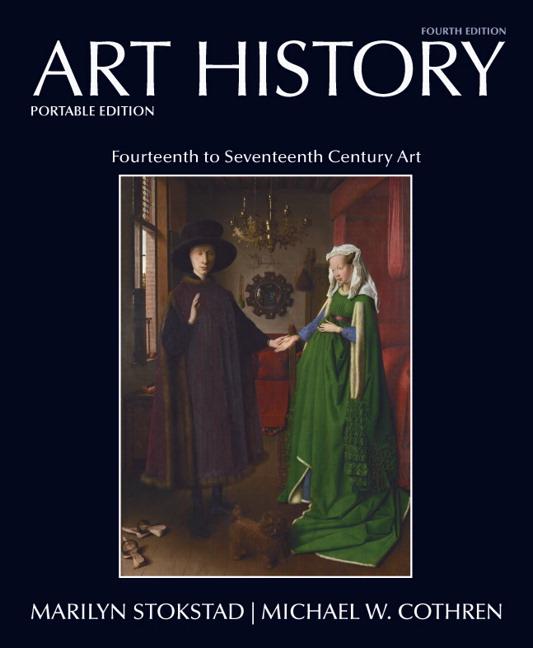 History Of Art Book Cover : Stokstad cothren art history portable book th