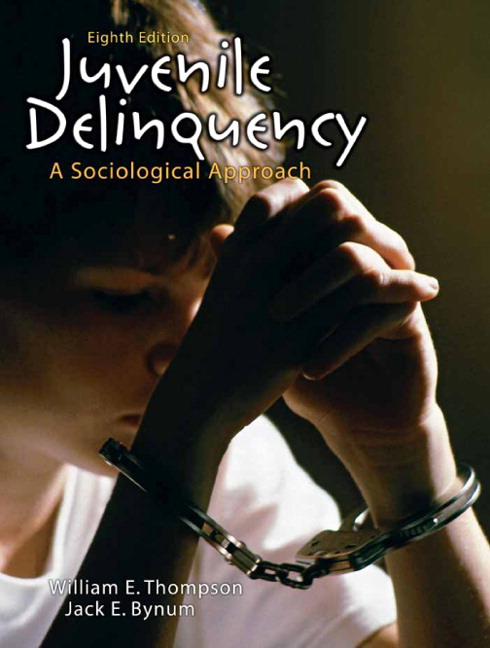 juvenile delincquency Juvenile delinquency presents an integrated theoretical perspective on  antisocial behavior the authors integrate recent empirical and conceptual  advances in.