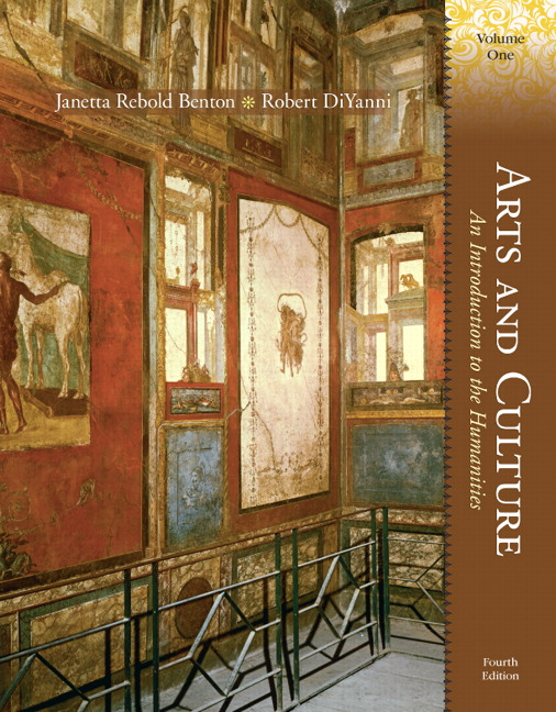 Arts And Culture An Introduction To The Humanities Volume I 4th Edition