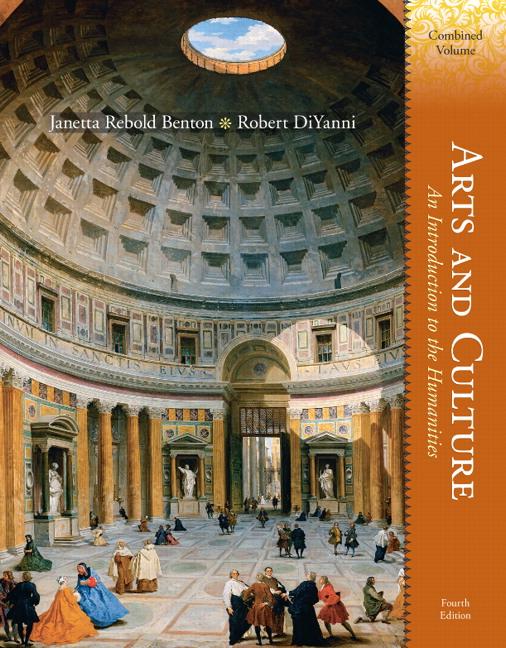 Benton diyanni arts and culture an introduction to the arts and culture an introduction to the fandeluxe Gallery