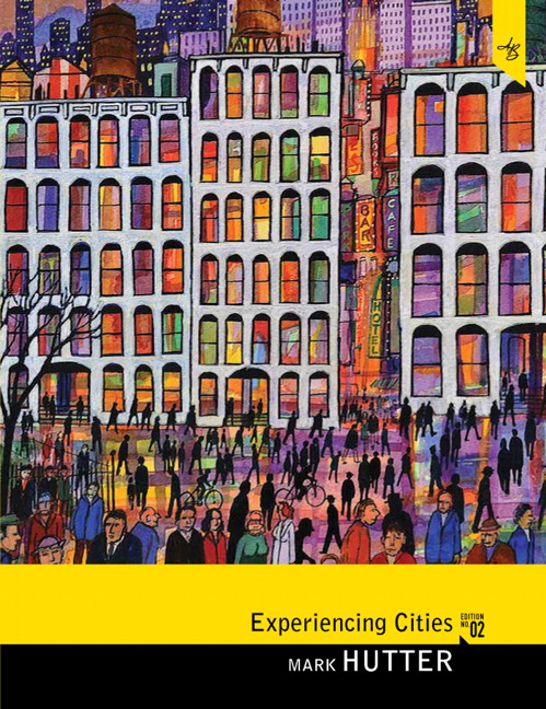 Experiencing cities mark hutter 2nd edition