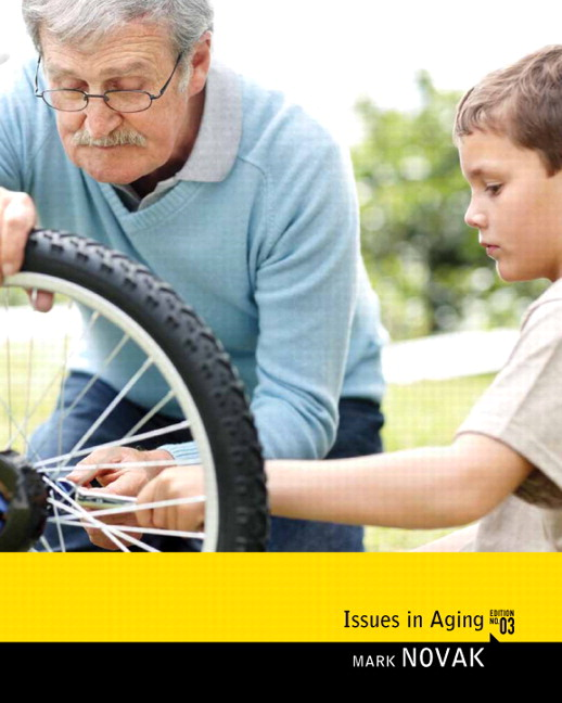 Issues in Aging Plus MyLab Search with eText -- Access Card Package