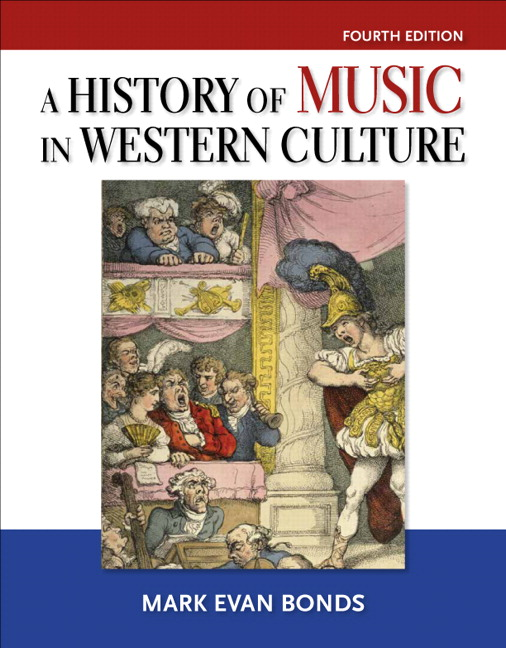 History Of Music In Western Culture 4th Edition