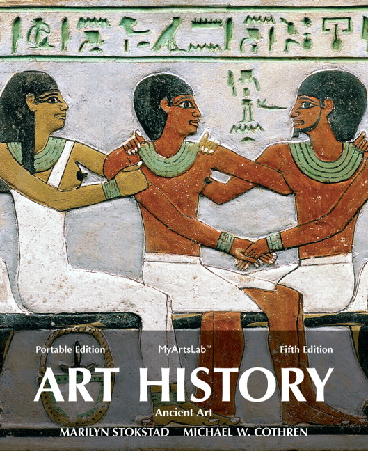 History Of Art Book Cover ~ Stokstad cothren art history portables book th