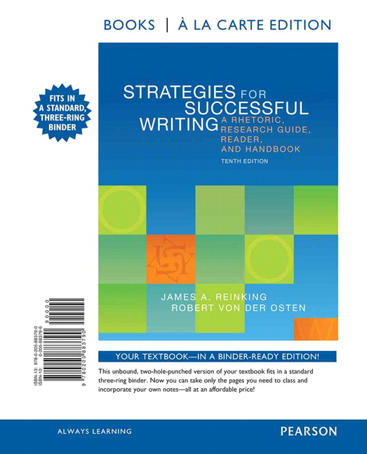 rhetorical strategies for essay writing