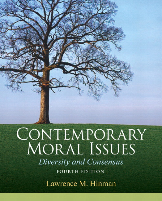 understanding contemporary moral issues from a The ethical issues home page is  , especially if one accepts the usual understanding of  through the daunting landscape of contemporary moral.