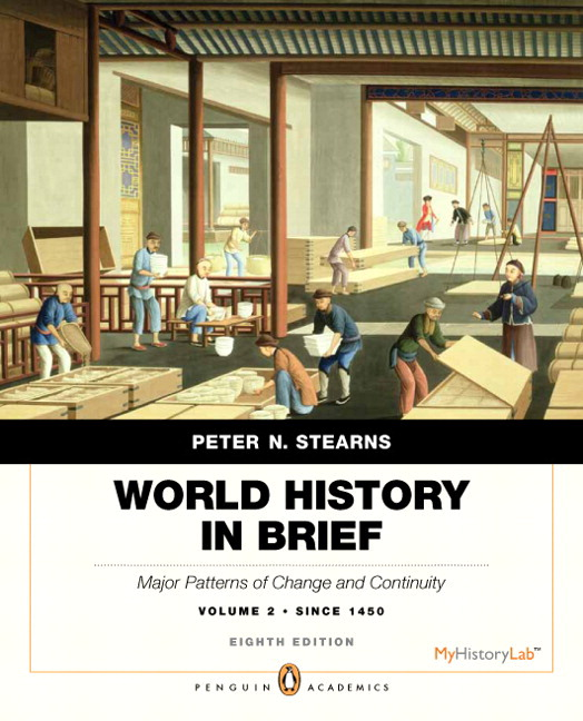 Patterns Of World History Volume 2 Study Guide
