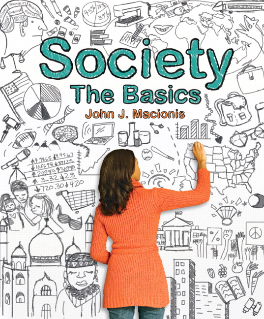 Macionis Society The Basics 13th Edition Pearson
