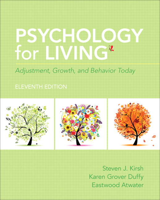 Kirsh Duffy Atwater Psychology For Living Adjustment