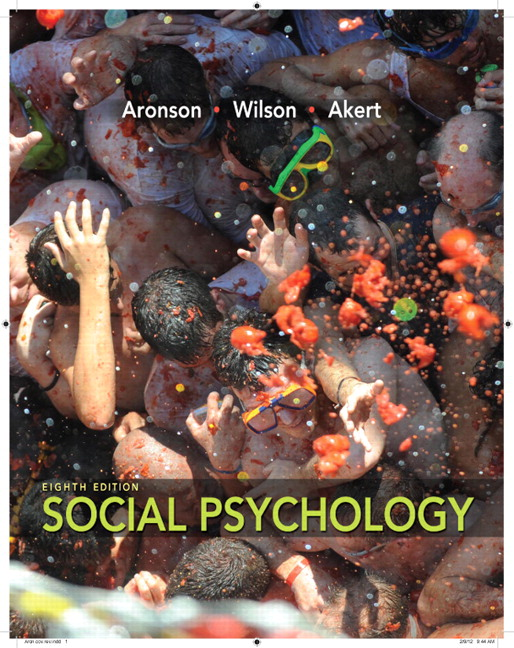 Social Psychology Plus NEW MyLab Psychology with eText -- Access Card Package