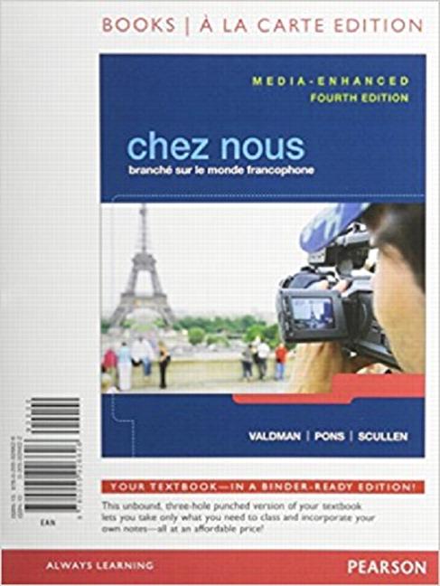 Valdman, Pons & Scullen, Chez nous: Branché sur le monde