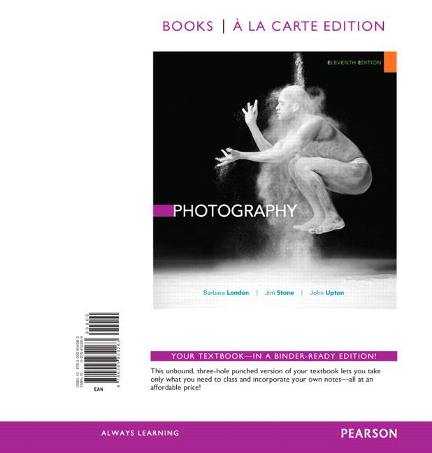photography books a la carte edition 11th edition