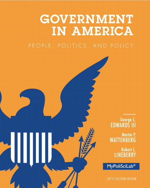 Edwards wattenberg lineberry government in america 2014 book cover fandeluxe Choice Image