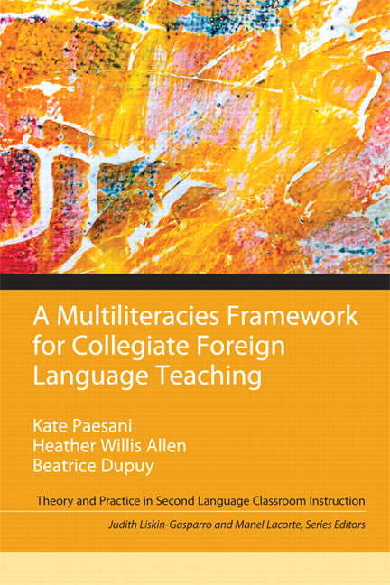 Multiliteracies Framework for Collegiate Foreign Language Teaching, A