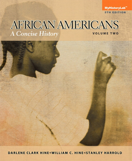 the history of african americans
