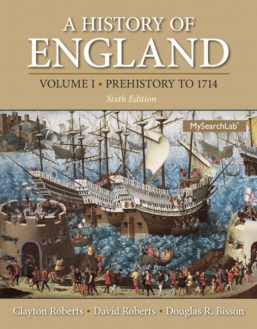 History of England, A , Volume 1 (Prehistory to 1714) Plus MyLab Search with eText -- Access Card Package, 6th Edition