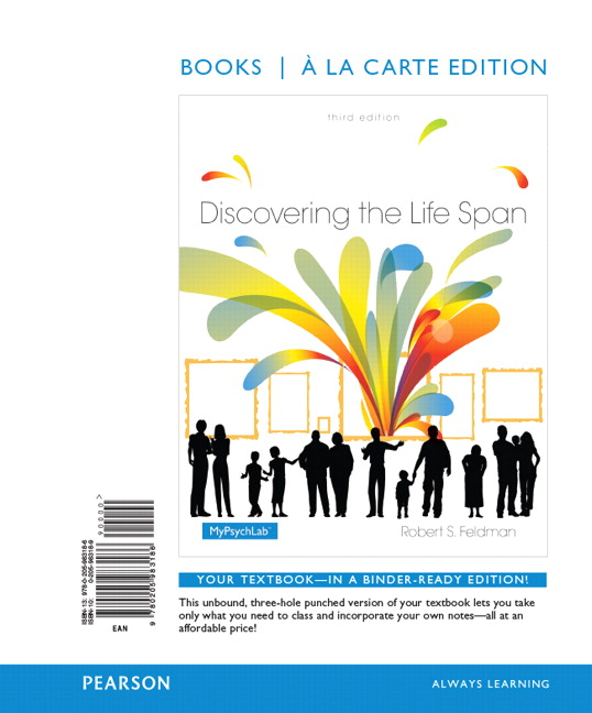 Pearson education my virtual child pearson discovering the life span books a la carte edition 3rd edition fandeluxe Image collections