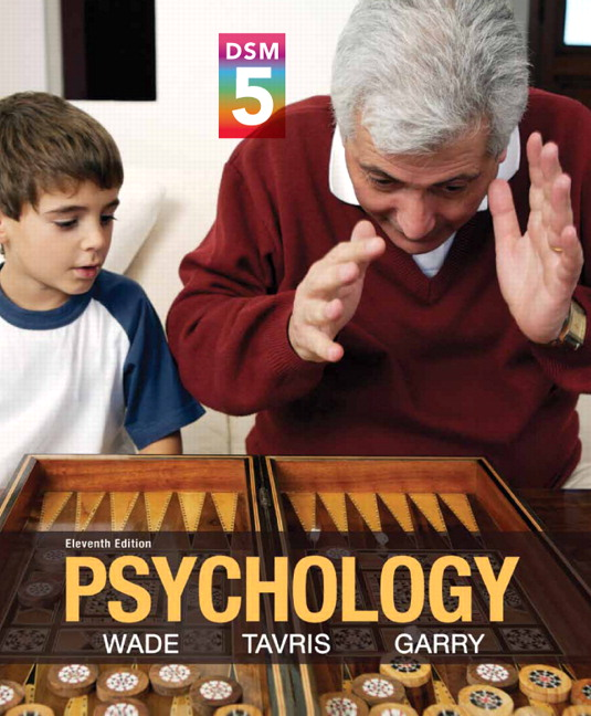 Psychology with DSM-5 Update Plus NEW MyLab Psychology with Pearson eText -- Access Card Package
