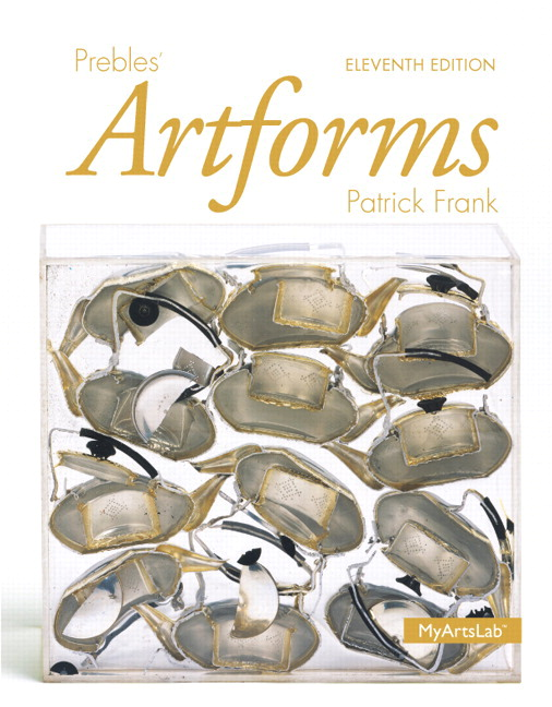 Preble preble frank prebles artforms 11th edition pearson prebles artforms plus new mylab arts access card package 11th edition fandeluxe Images