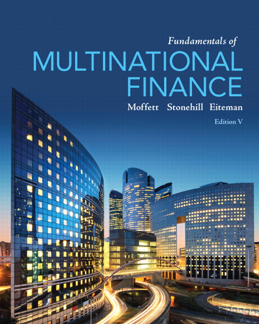 multinational business finance eiteman stonehill moffett Köp organic chemistry, global edition av david k eiteman, arthur i stonehill, michael h moffett på bokuscom comprehensive coverage of contemporary international finance, multinational business finance trains the leaders of tomorrows multinational enterprises to recognize and capitalize on the unique characteristics.