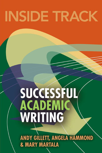 Inside Track to Writing Academic Essays ebook