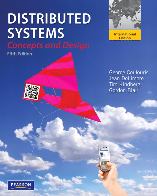 Distributed Systems: International Edition, 5th Edition